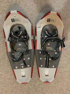 Snowshoes, two pairs: 21-inch and 31-inch