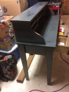 Solid Wood Desk for Sale-Upright Piano Style