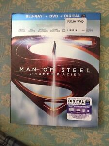 Man Of Steel Blu-Ray + DVD + Digital Ultra Violet