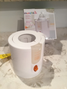 BOTTLE WARMER MUNCHKIN SPEED BOTTLE WARMER Pick up BY GRACE HOSP