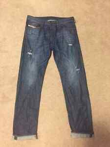 Men's Diesel Jeans worn once !
