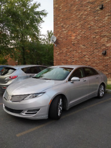 Lease transfer of a Lincoln MKZ 2015, Hybrid