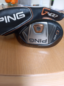 Ping G400 hybrid £120
