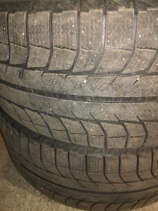 4 x 2555518 255/55r18 Michelin latitude xice