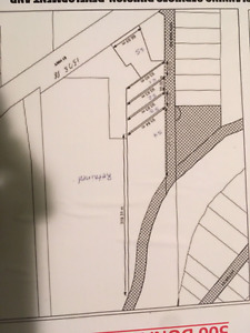 ** SOLD** Kam River Building lot end of 15th side Road