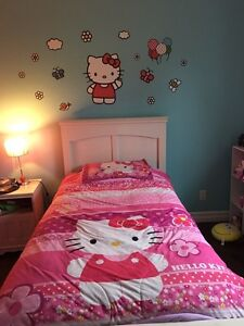 Couvre-lit Hello Kitty bedding set