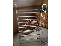 Shoe rack storage display car boot (Wakefield collection )