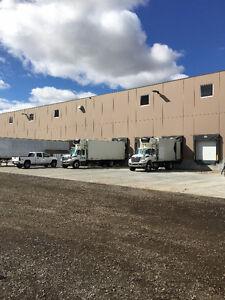 Warehouse Crossdock - Cooler, Freezer, Dry