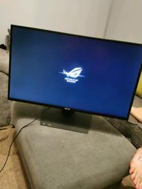 Asus Rog swift pg278q 27inch 1440p 144hz monitor