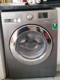 SAMSUNG ECOBUBBLE WASHING MACHINE 9KG SPARES OR REPAIRS