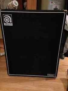 Ampeg cab 4-10 SVT-Classic HLF made in USA