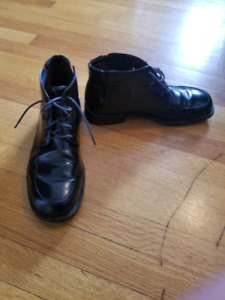 Cole Haan Leather Boots 11