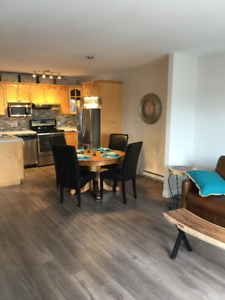 Condo (renovated) in Dieppe for sale