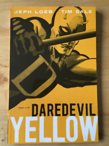 Daredevil: Yellow comic book/trade paperback