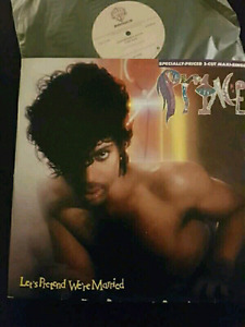 Prince - Let's Pretend We're Married - Irresistible Bitch
