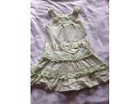 Girls Ted Baker Dress age 2