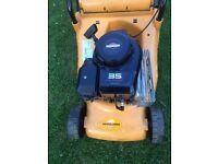 McCulloch M3540P petrol lawnmower. Briggs & Stratton Engine