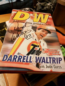 Darrel Waltrip: A lifetime of Going Around in Circles