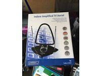 In door tv aerial new cost £19.99 take £10