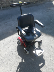 Mobility power chair. All cards excepted