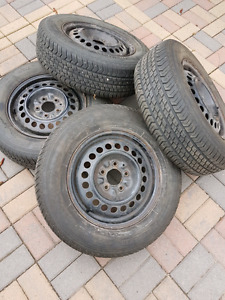 Tires for sale  P205 70 R15