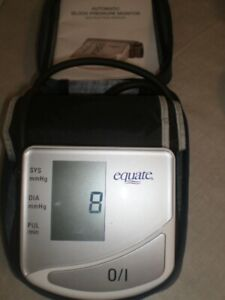 Blood Pressure Machine goes by Batterys