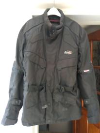 Motorcycle jacket 3XL