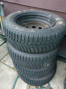 185/60R14 set of winter tires