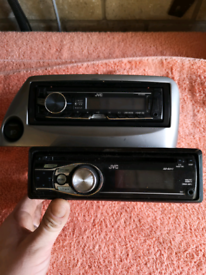 JVC car stereos 1 with cd player ford Ka