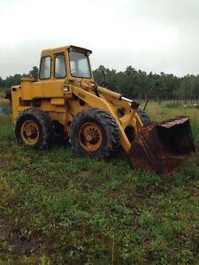 Hough 60 loader