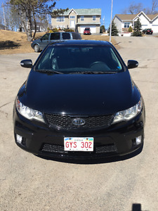 2010 Kia SX Coupe (2 door) - MUST SELL!!!!