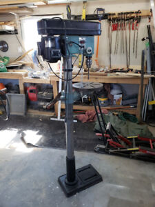 13 inch free standing King Drill Press Sold pending pickup