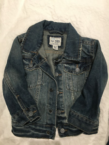 Children's Place, Jean jacket with snaps