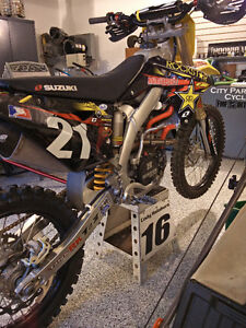 Race ready 12' Rmz 250f low hours