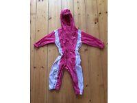 Pink HiGear waterproof 12-18 months