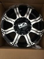 Brand new in box never used 17x9. Rims
