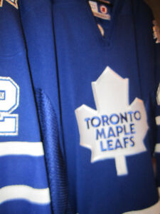 Toronto Maple Leafs Hockey Team Jersey  New CCM