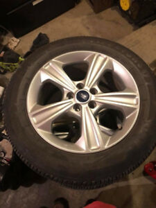 235/55/17 Firestone Tires