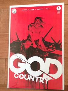Comics - Image God Country #1 (2nd printing)
