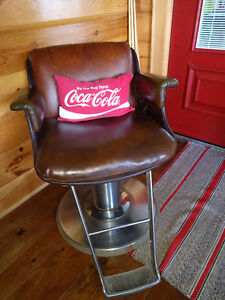 Two Barber Chairs $150ea obo