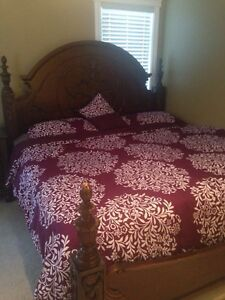 King size bedroom set **REDUCED**