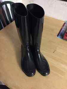 Brand new rubber boots