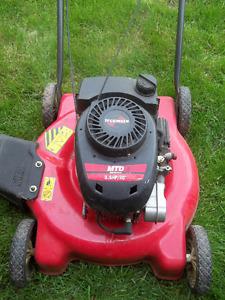 "MTD 20"" Lawnmower"