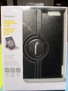 BNIB Targus iPad keyboard case.