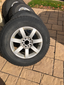 Winter Tires 245/70 R17