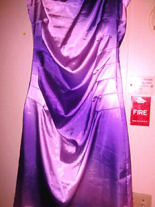 (New) Purple Le Chateau Dress (M-L)