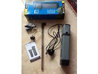 Fish Tank Internal Filter - Aqua One Maxi 104F