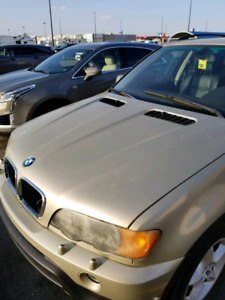 BMW X5 2003 for sale at $5000
