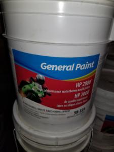 Bulk Paint- New untinted