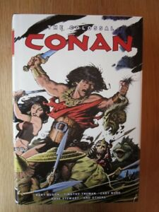 The Colossal Conan (hard cover)
